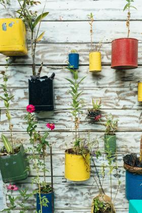 Sustainable living под тепетата