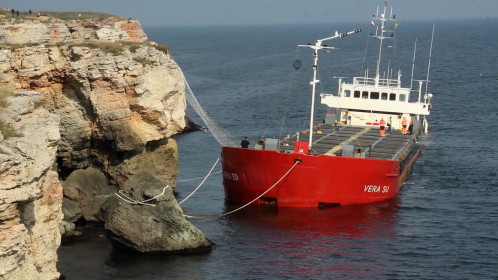 Another attempt to pull the stranded ship Vera Su has failed